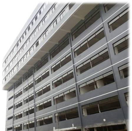 广州某电子厂房加固工程