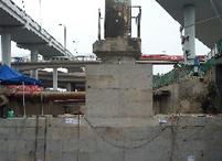 [桩基托换]成都成绵乐铁路十座桥梁桩基托换工程