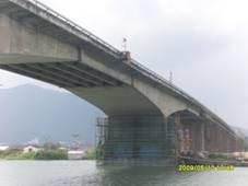 [桥梁结构加固]新会区省道S270虎坑大桥桥梁加固工程