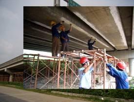 [桥梁结构加固]广清高速公路桥高架桥加固维修工程
