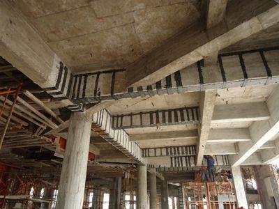 建筑加固改造工程|厂房加固|危旧房屋加固|结构加固