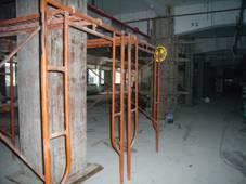 佛山某铸造公司厂房加固改造工程