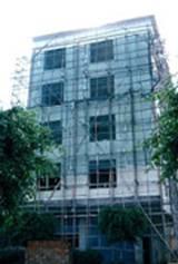 广州市新市五层房屋纠偏纠倾加固工程
