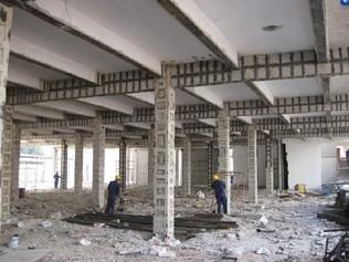 [厂房改造]佛山市某制品有限公司车间厂房加固工程
