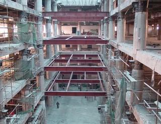 广州某科技公司厂房增层改造加固工程