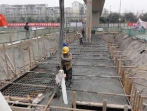 [桩基托换]成锦乐路工程隧道桩基托换工程